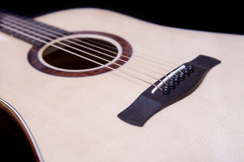 02 Series Acoustic Guitar Angle